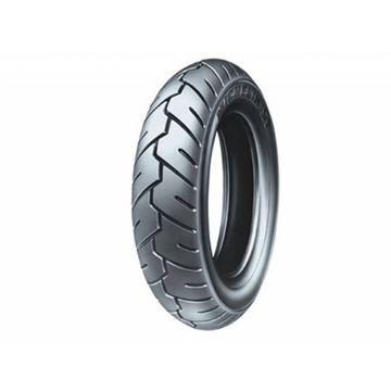 """Afbeeldingen van Buitenband Michelin S1 350-10"""" (100-90-10)"""
