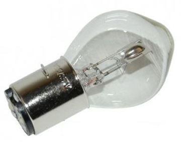 Afbeeldingen van Lamp 12V 35/35W koplamp dublo BA20d