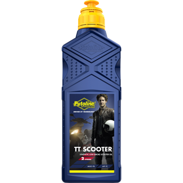 Picture of Putoline TT scooter semi synthetisch 2T olie