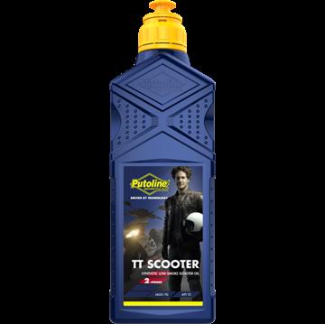 Afbeeldingen van Putoline TT scooter semi synthetisch 2T olie
