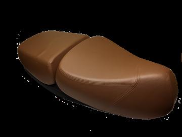 Picture of Buddyseat dubbel bruin VX50, Riva en RL50
