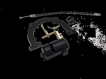 Afbeeldingen van Buddyseat slot mechanisme voor model VX50 en Riva
