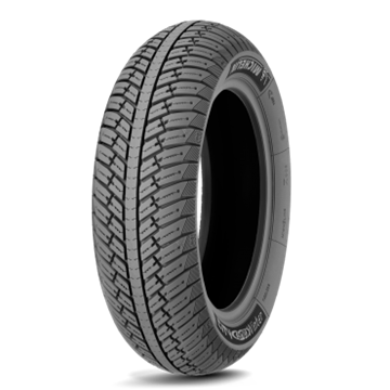 Afbeeldingen van Buitenband Michelin City Grip Winterband 130-60-13""