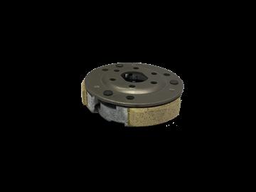 Afbeeldingen van Koppeling segmenten achter GY6 107mm (AGM, BTC, Turbho)