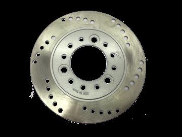 Afbeeldingen van Remschijf 180mm voor AGM, BTC, Turbho, Killerbee, VX50, VX50s, Riva, Riva Sport, RL50, Type C, Type D en VXL