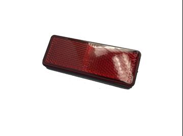 Picture of Reflector Rood liggende rechthoek met schroefdraad