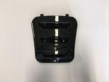 Picture of Deksel naar motor glans zwart VX50 look a like Vespa LX/S