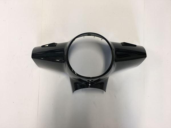 Afbeelding van Koplamp kap voor model Jet en CX50 zwart