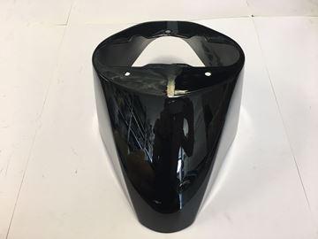 Picture of Voorspatbord glans zwart SP50, Streetline, look a like zip