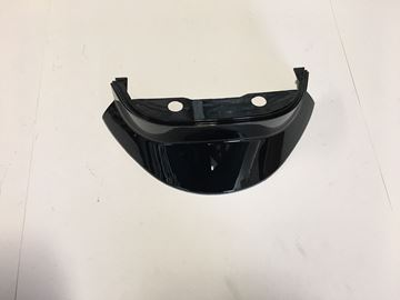 Picture of Kapje onder spoiler achterkant glans zwart SP50, Streetline, look a like zip