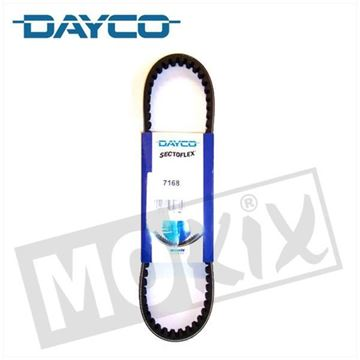 Picture of V-snaar Dayco GY6 12 inch 17.5x 724 Piaggio en Peugeot Kisbee