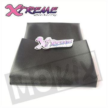 Afbeeldingen van Buddyseat dek/bekleding zwart VX50, Riva en RL50