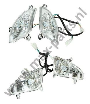 Picture of Knipperlicht set compleet LED voor model VX50 vespa look a like