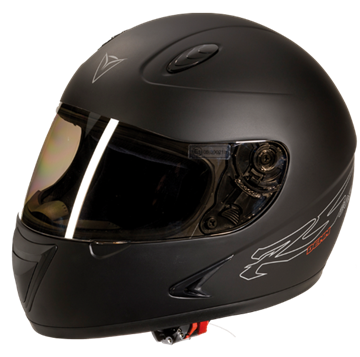 Picture of Beon helm B308 XRS matzwart integraal