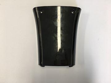 Picture of Accu deksel glans zwart VX50 look a like Vespa LX/S