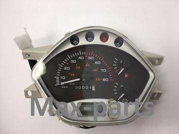Afbeeldingen van Teller compleet voor model VX50 vespa look a like Euro 2 versie