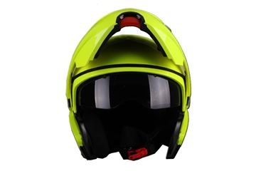 Picture of Helm Vito Systeemhelm Lanzetti Fluor geel