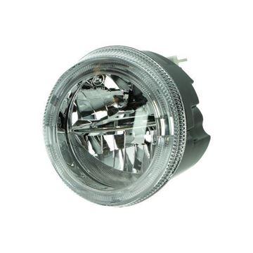 Afbeeldingen van Koplamp LED compleet voor model VX50, Riva, RL50, Vespelini en Toscana vespa look a like