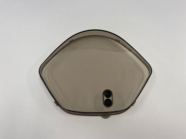 Afbeelding van Teller glas smoke voor model VX50, Riva 1 & alle vespa look a like